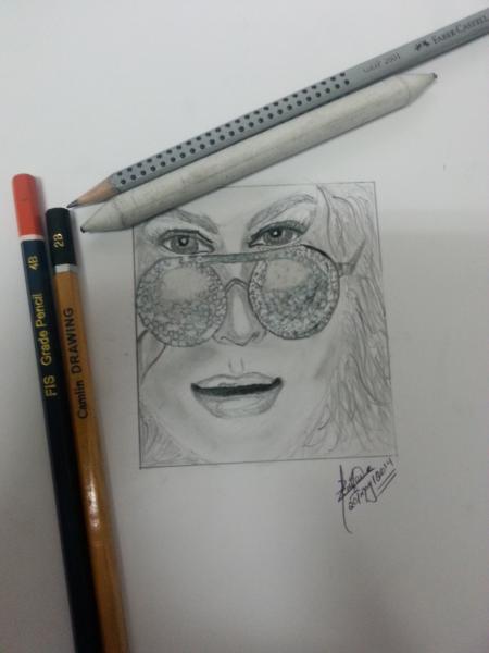 Jennifer Lopez par perriejohn